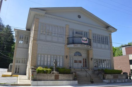 Knott_County_Courthouse
